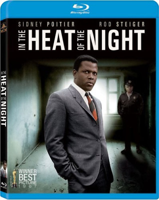 POITIER,SIDNEY-In The Heat Of The Night  Blu-Ray NEW