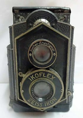 Zeiss-Ikon Ikoflex Twin Lens Reflex Coffee Can