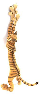 Large Country Artists A BREED APART Damaged Scratching CAT Ornament  - C29