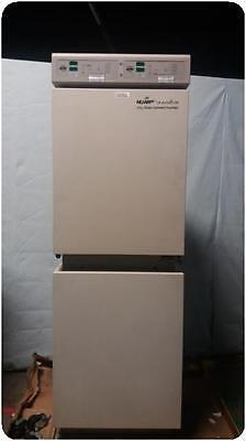 Nuaire Nu-8700 Ir Autoflow Dual Chamber Co2 Water-Jacketed Incubator @ (128468)