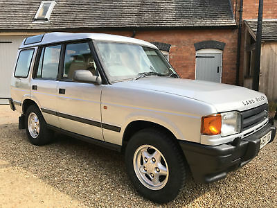 Land Rover Discovery 300tdi Incredibly low miles