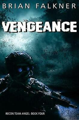 Vengeance by Brian Falkner Paperback Book Free Shipping!