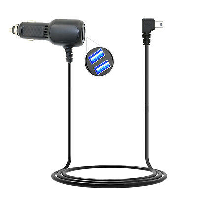 Car Charger Vehicle Power Adapter Cord Cable For TomTom GPS One 4th V4 US Stock
