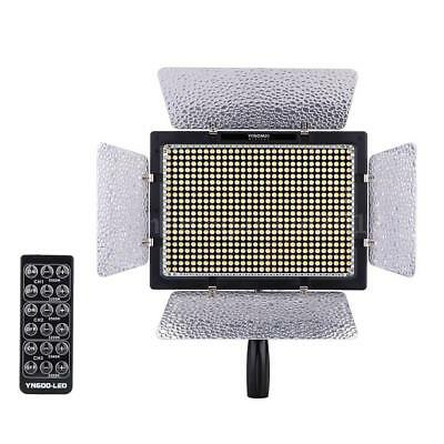 Yongnuo YN600L 600 LED Studio Video Light Lamp Color Temperature Adjustable I3D3