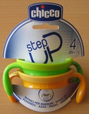 chicco ~ Step Up Griffe grün/gelb (800794)