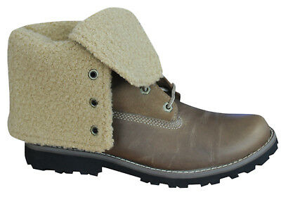 Timberland Newmarket Lace Up Side Zip