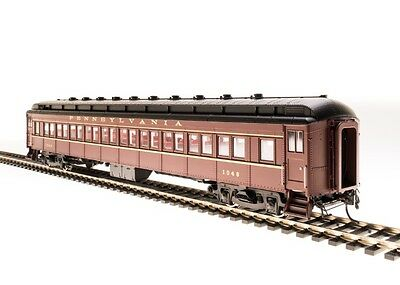 Broadway Limited 4366 HO Scale PRR P70 No AC Rolling Stock Set (4)