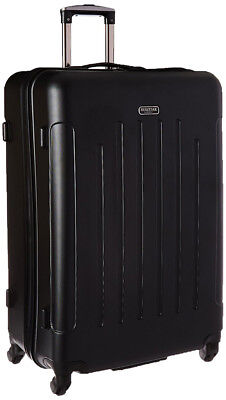"Heritage Lincoln Park 29"" ABS 4-Wheel Upright Pullman, Rolling Suitcase"