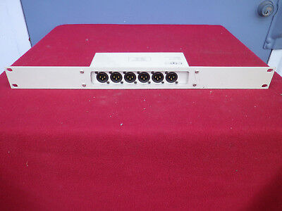 ASG IMB-111 Intercom Multi-Box Intercom Signal Splitter 1 X 11