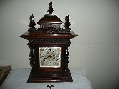 Superb Junghans Bracket Clock in Excellent Condition and Working Order.
