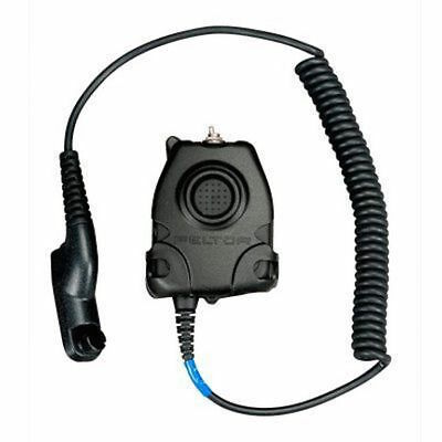 3M Peltor FL5063-02 Push-to-Talk Adapter for Motorola APX / XPR Series / NATO