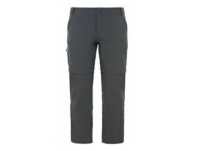 Pantaloni Convertibili Donna The North Face  Cn1Bjk3  Exploration W Black