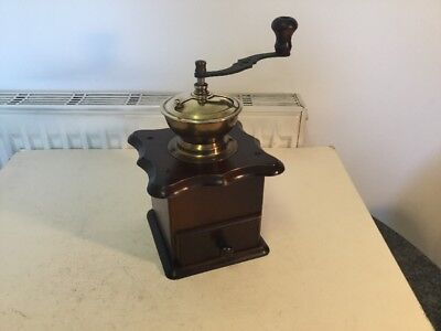 Vintage Coffee Grinder Mill