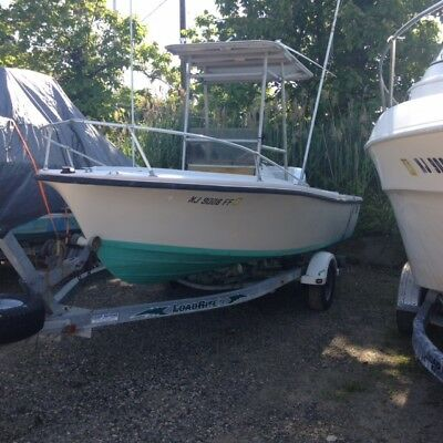 1980 Wellcraft 180 Fisherman 18' Center Console & Trailer - New Jersey
