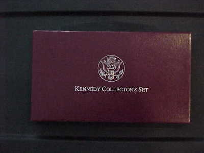 1998-S Robert F Kennedy $1 BU & MATTE Half Dollar Set with BOX & COA