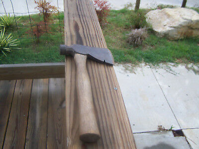 Old Antique Vintage Winchester Hatchet Ax Camping Carpenter USA Made Very Rare