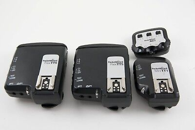 Pocket Wizard Package for Canon - 2 Flex TT5, Mini TT1 & AC3