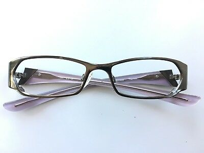 08627ee480fa Authentic Oakley Coto 2.0 Black Chrome Titanium 50-15-139 Eyeglasses Frames