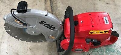 "Solo SU880 81CC 355mm (14"") Concrete Cut-off Saw"