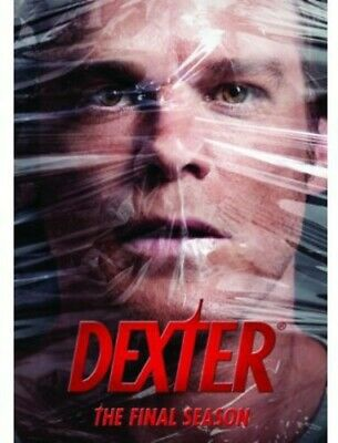 Dexter - Dexter: The Complete Final Season [New DVD] Boxed Set, Slipsleeve Packa
