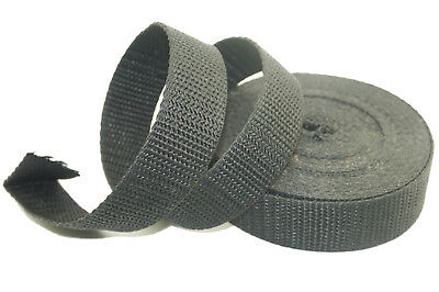 25mm Width - Strap Nylon Webbing Strapping Belt, Leashs, Straps, Collars, Bags
