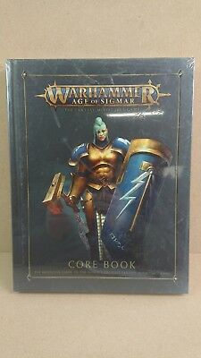 ML SW Warhammer Age of Sigmar Soul Wars Second Edition Core Book Rulebook Rules