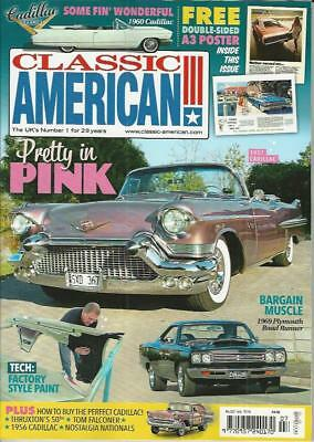 CLASSIC AMERICAN Issue 327 / July.2018 (NEW)*Post included to UK/Europe/USA