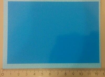 """Benetton B194 Schumacher """" blue cover decals - rear and front wing """" 1/18 1/43"""