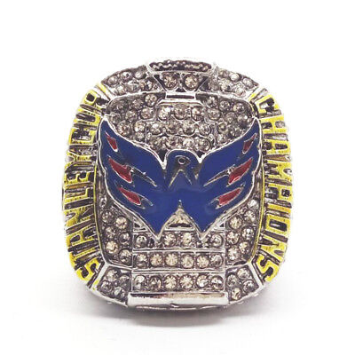 2018 Washington Capitals NHL Stanley Cup Championship ring Size 11