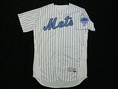 best website 440c5 ae202 AUTHENTIC NEW YORK Mets Fathers Day FLEX BASE Jersey RARE ...