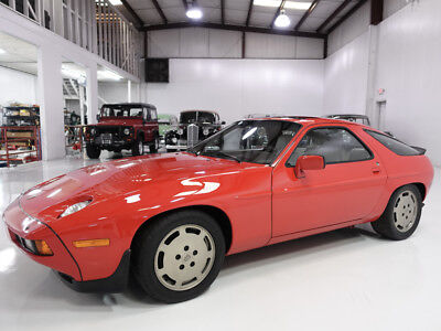 1986 Porsche 928 S Sunroof Coupe | Only 33,521 actual miles!