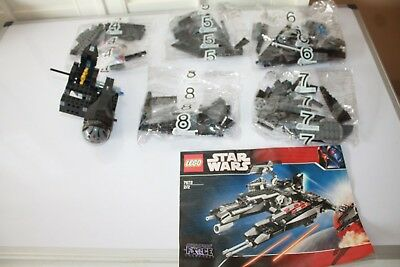Lego 7672 ROGUE SHADOW  PLEASE READ NOT COMPLETE  NO MINIS