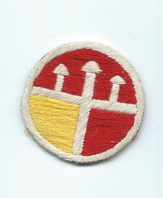 US Army Engineer Command    patch  Vietnam theater made