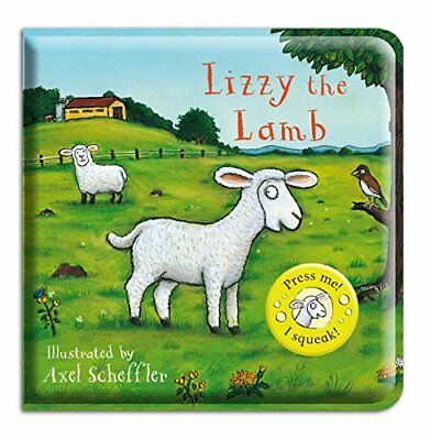 Lizzy the Lamb Bath Book (Noisy Bath Books) Bath book Book The Cheap Fast Free