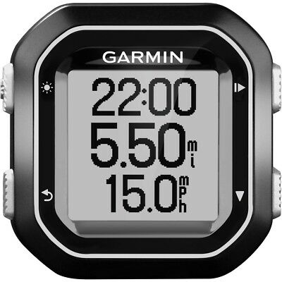 Garmin Edge 25 Bicycle GPS Navigator - Mountable (010-03709-20) (0100370920)