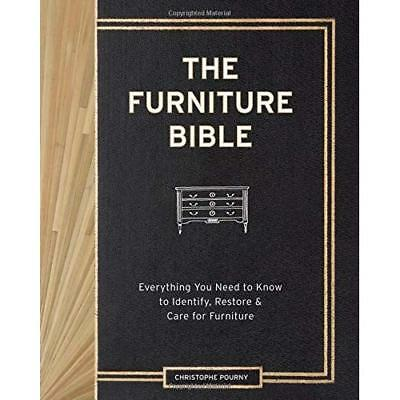 Furniture Bible, The - Hardcover NEW Christophe Pour 2014-10-06