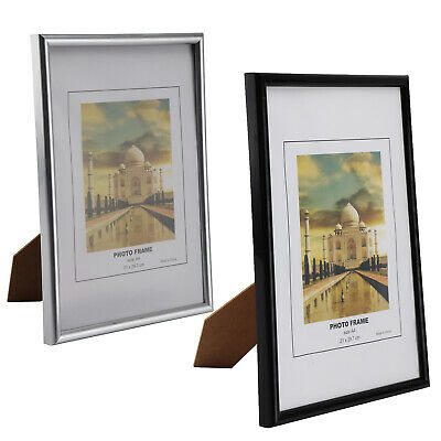 A4 Frame Company Black White or Beech Picture Photo Poster Frames