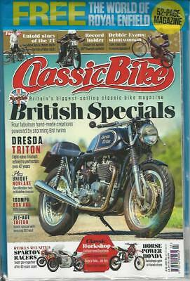 CLASSIC BIKE MAGAZINE-July 2018 Issue- (NEW)*Post included to UK/Europe/USA