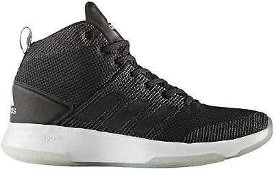 100% authentic 3913f 6d33f Adidas Neo CF Executor Mid MENS Basketball Shoes BLACK 9 - 13