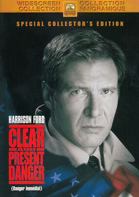 Clear And Present Danger (Special Collector S Edition) (Bilingual) (Dvd)