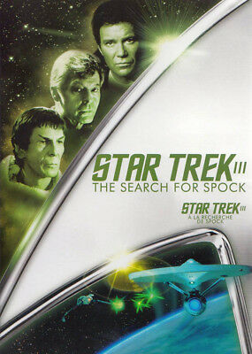 Star Trek Iii (3) - The Search For Spock (Paramount) (Bilingual) (Dvd)