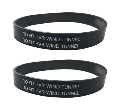 (2) Stretch Belts for HOOVER Windtunnel UH70210, UH70105 Rewind T Series