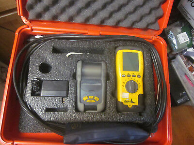 UEi C125 Eagle Combustion Analyzer Kit with Printer
