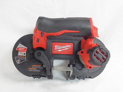 Milwaukee 2429-20 M12 12V Cordless Sub-Compact Band Saw (Bare Tool)