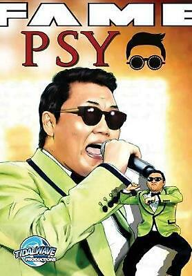 Fame: Psy by M. Choi (English) Paperback Book Free Shipping!