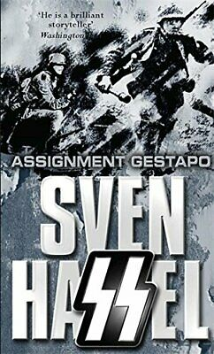 Assignment Gestapo (Sven Hassel War Classics) by Jean Ure Paperback Book The