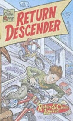 Return Descender (The Chain Gang: 10) by Lawrie, Robin Paperback Book The Cheap