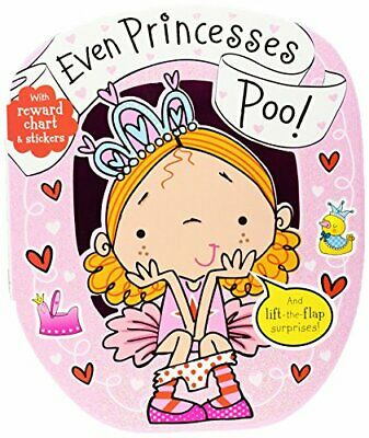 Even Princesses Poo! Book The Cheap Fast Free Post