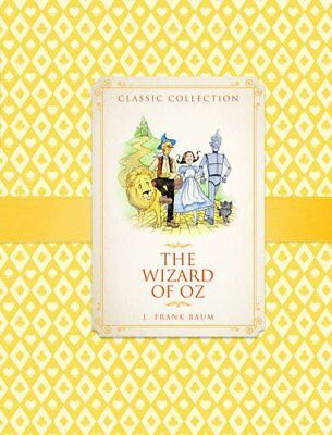 Classic Collection: The Wizard of Oz Book The Cheap Fast Free Post