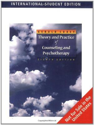 Theory and Practice of Counseling & Psychotherapy by Corey, Gerald Paperback The